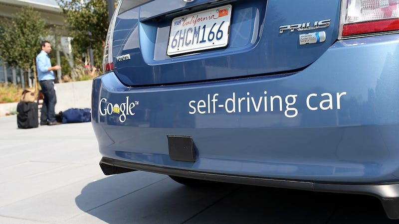 Report: Google Might Just Build Its Own Self-Driving Car