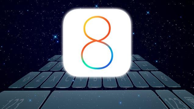 آغاز انتشار iOS 8.2