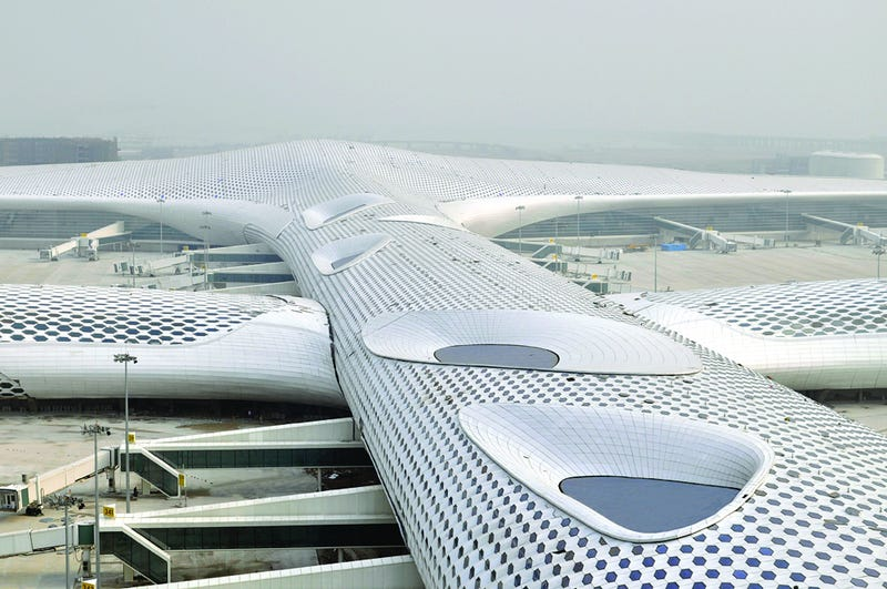 6 New Mega-Airports That Will Compete For the Title of World's Busiest