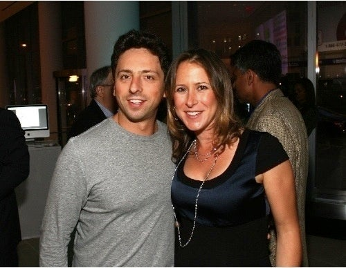 Sergey Brin's a Saint To His Mother-in-Law