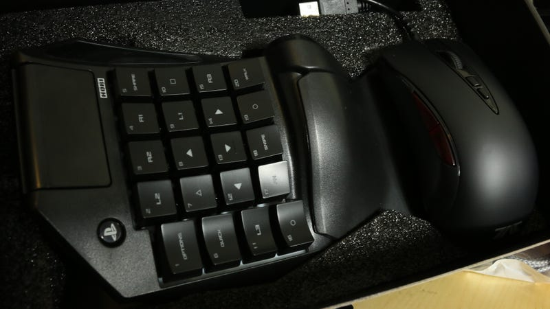 Hori Tactical Assault Commander Pro Review: Mouse And Keys For The PS4 Set