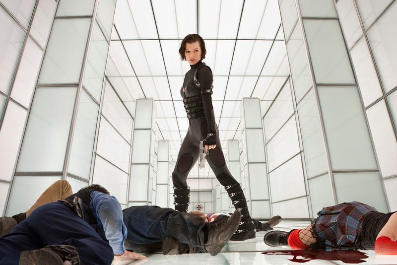Images from Resident Evil: Retribution