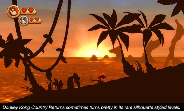Review: Donkey Kong Country Returns Is Hypnotic, Hard Fun