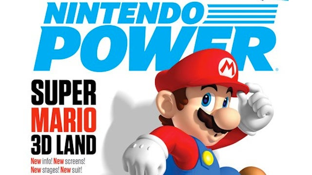 Report: Nintendo Power Shutting Down