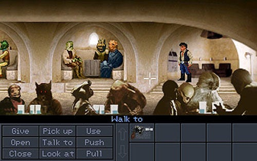 Star Wars: The Lucasarts Adventure Game