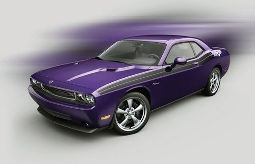 2010 Challenger R/T Plum Crazy