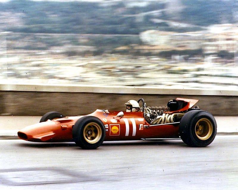 Vintage F1 photo dump