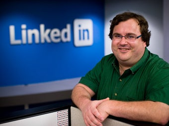 LinkedIn founder cancels trip for layoffs