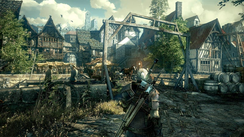 How The Witcher 3's Developers Ensured Their Open World Didn't Suck