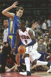 "USA Basketball Barely Escapes (And We Don't Mean ""From China"")"