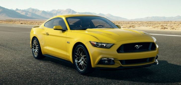 New Mustang could get a hybrid system and a diesel