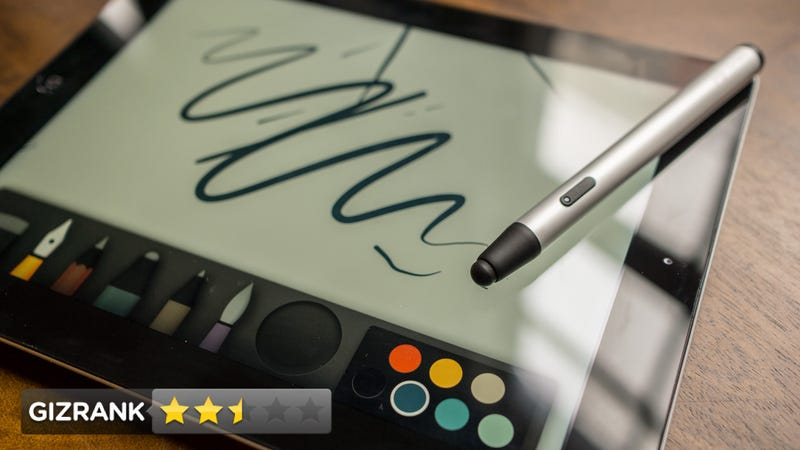 Pogo Connect Stylus Review: Pressure Sensitivity for iPad, But Only Half-Baked