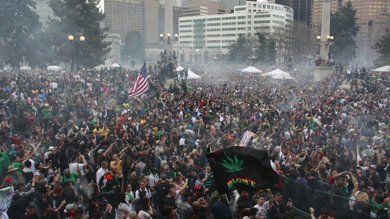 Unchill Shooting Injures Three and a Dog at Denver 4/20 Celebration