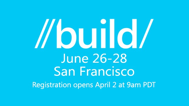 Watch Microsoft's Build 2013 Keynote Right Now