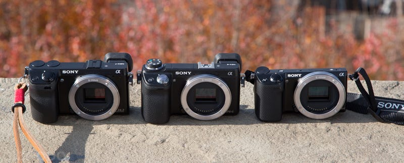 Here's Why Sony Ditched the NEX Moniker