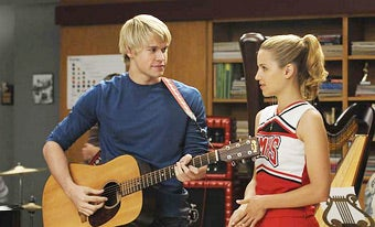 Glee: Don't Go Breaking My Heart