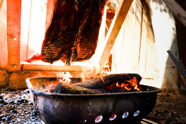 How To Roast A Whole Pig Over An Open Fire