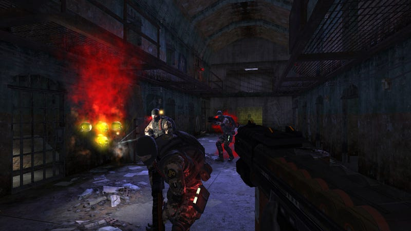 F.E.A.R. 3's New Multiplayer Modes Urge You To Fu**ing Run