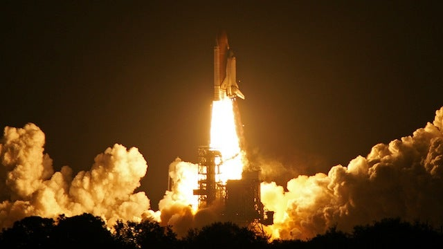 Space Shuttle May Fly Without NASA
