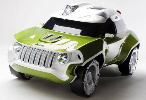 Jeep Pygmy: Fiat 4x4 Of The Future?