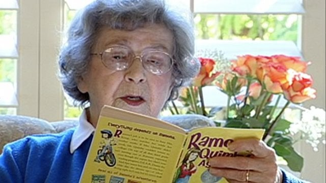 Happy Birthday Beverly Cleary!