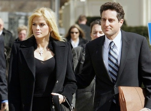 Anna Nicole Smith's Boyfriend Found Guilty Of Drug Conspiracy