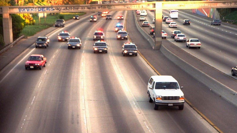 Car Chases, Live TV, and Ethics