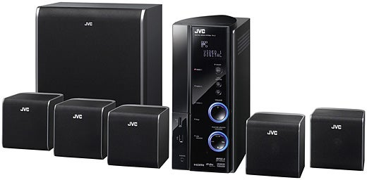 JVC TH-L1 5.1 Surround System For Gamers and Home Theater, Too