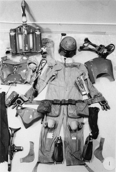 The Boba Fett Teardown (And Other Excellent Star Wars Photos)