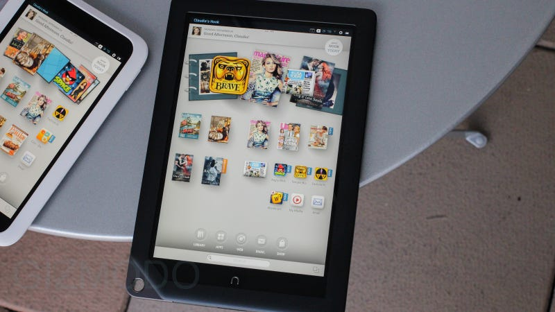 Nook HD Hands On: Is Having the Best Display Enough?