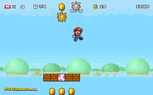 Unofficial Super Mario Sequel Out Now