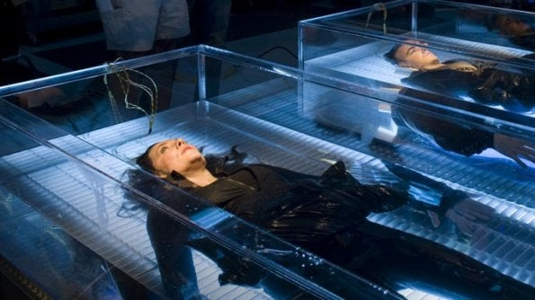 "Sanctuary 3x19, ""Out of the Blue"" Pictures"