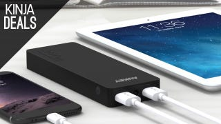 The Smallest 12,000mAh Charger, and a Short Lightning Cable to Match