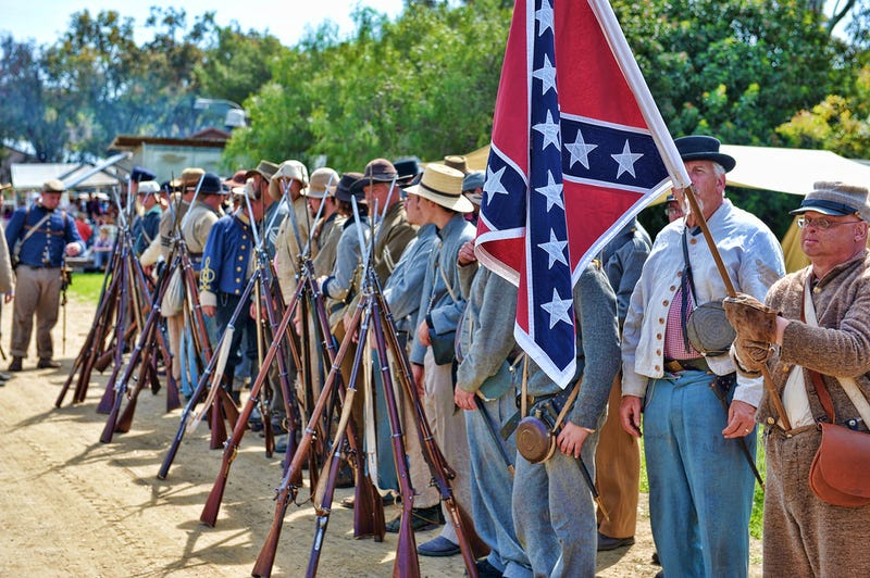 Redneck States Are Borrowing a Confederate Plan to Protect Their Guns