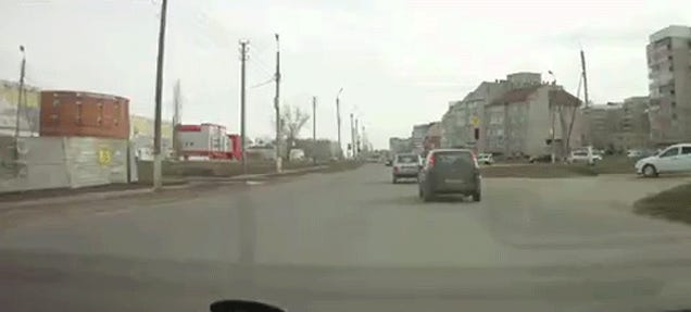 How Russians Deal With Drunk Drivers