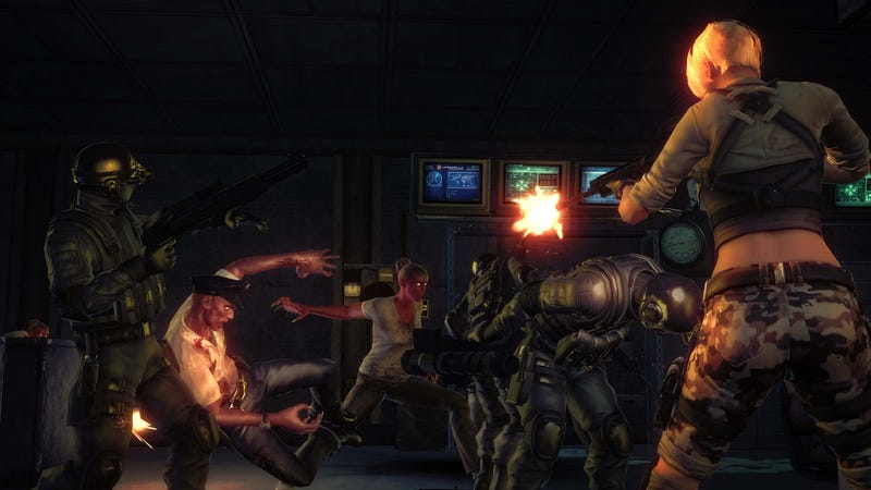 "Resident Evil: Operation Raccoon City's New ""Spec Ops"" DLC Will Make Good Guys Out of You Yet"