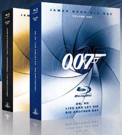 Contest: Win 6 James Bond Blu-ray Titles and a PS3 To Play Them On