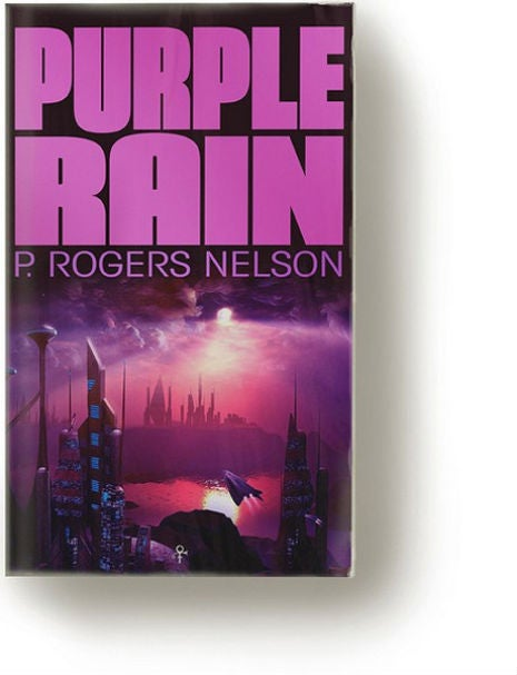 The pulp scifi book that inspired Prince's Purple Rain