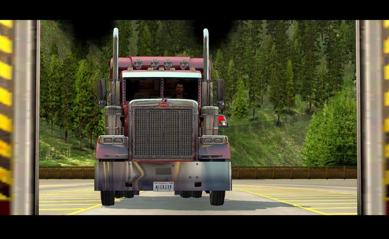 Trucking It In Rig 'n' Roll