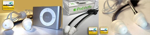 Swimman Waterproof iPod Shuffle Can Dive to 10 Feet
