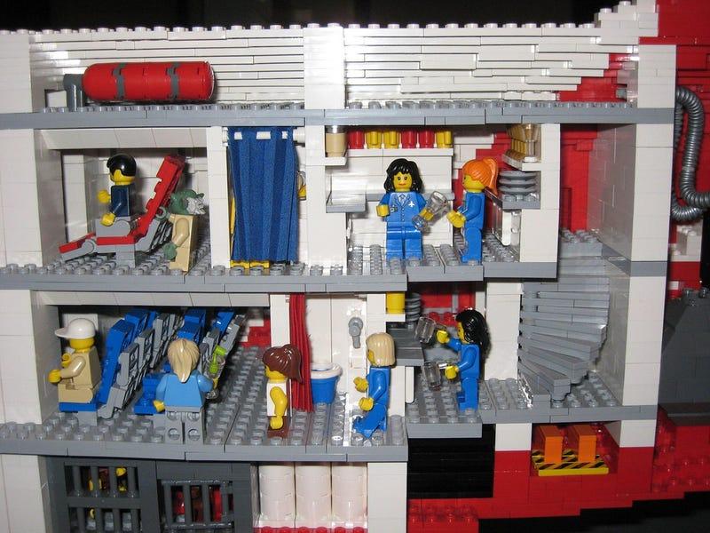 A380 Lego Gallery