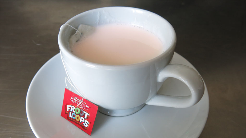 Start Your Day With A Delicious Cup Of Cereal Tea