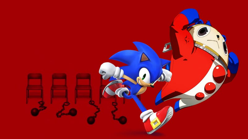 Sega Promises Not to Screw Up Atlus