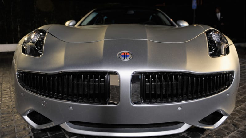 Will Congress Take Fisker Behind The Woodshed Today?