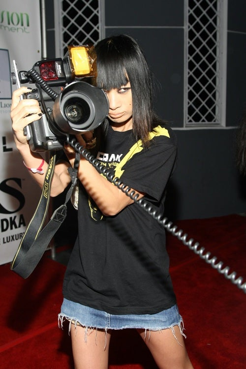 Lights, Camera, Bai Ling