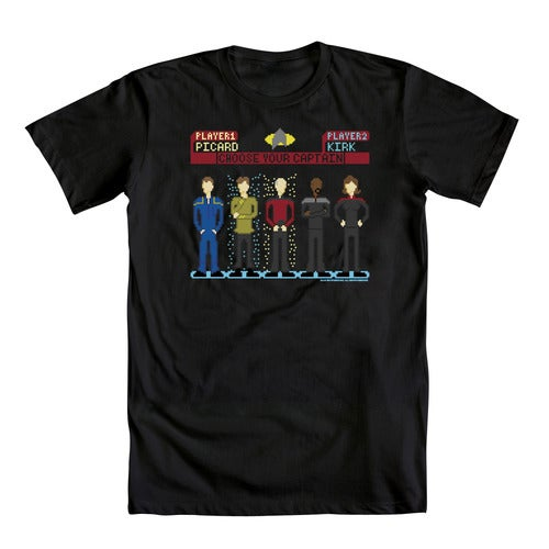 The Most Inspirational Star Trek T-Shirt We've Seen in Ages