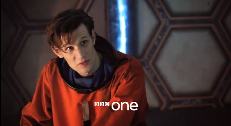 Martians, Metal Men and Clara abound in the latest trailer for Doctor Who!