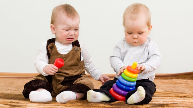 Some Babies Understand Altruism, Others Are Just Jerks