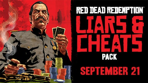 Red Dead Redemption's Liars And Cheats Pack Is Two Packs In One