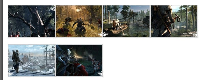 See Six More Gorgeous Views of Assassin's Creed III